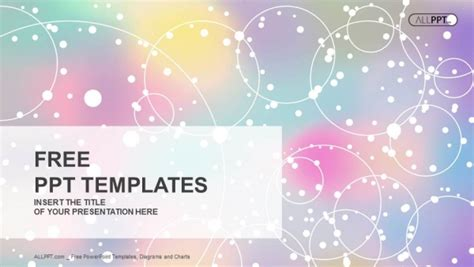 colourful powerpoint templates abstract light background with colorfull powerpoint templates