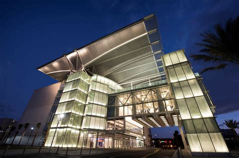 architects in orlando fl dr phillips center for the performing arts opens in
