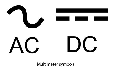 Modern Dc Electrical Symbols Pictures - Electrical Circuit Diagram ...