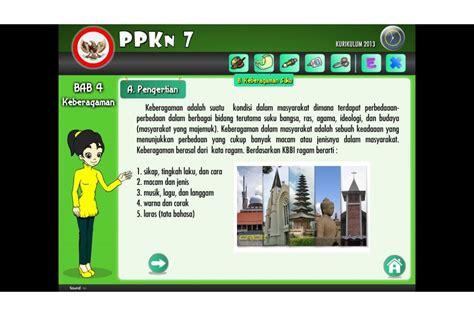 Esps Ppkn Pendidikan Pancasila Dan Kewarganegaraan Untuk Kelas 1v Sd cd belajar ppkn kelas 7 smp kurikulum 2013