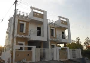 Single Floor Home Front Design Independent House In Aks 2 On Patiala Road Zirakpur