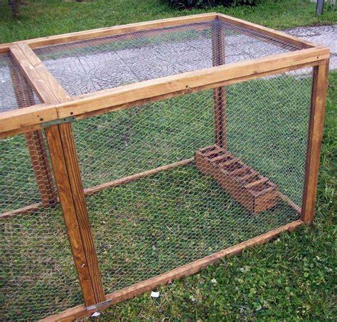 gabbie per animali da cortile applic da giardino