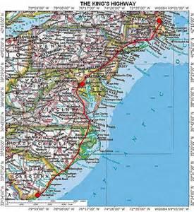 historic roads trails paths migration routes virginia