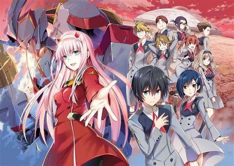 anime of the week anime of the week darling in the franxx otaku next