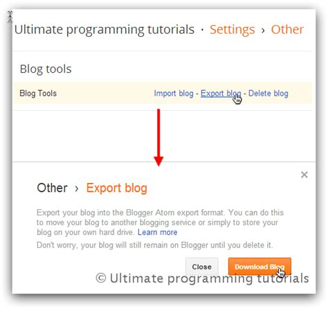 tutorial edit blogger how to edit change comments in blogger ultimate