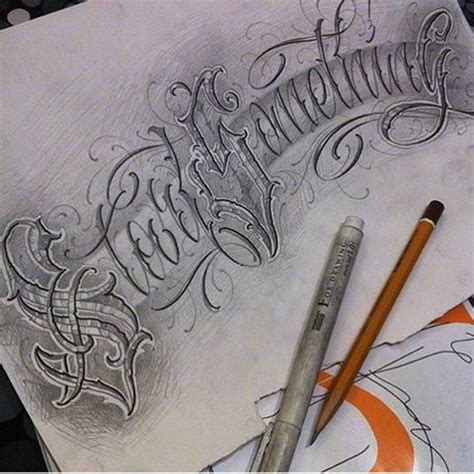 tattoo fonts russian 226 best lettering images on chicano lettering