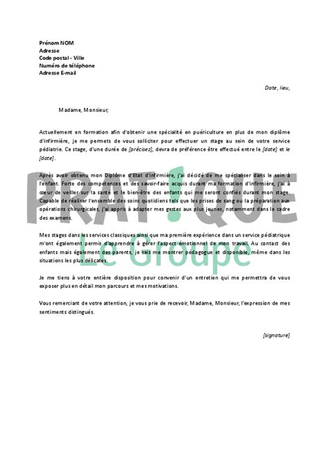 Exemple De Lettre De Motivation Infirmiã Re Diplomã E Lettre De Motivation Pour Un Emploi D Infirmi 232 Re Pu 233 Ricultrice En Stage Pratique Fr