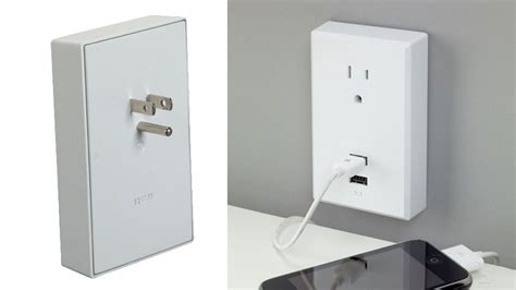 usb outlet wall plate chargers the rca usb wall plate charger adds usb ports to your wall