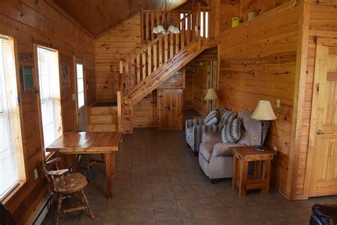 Mozingo Cabins by Cabin 5 Two Bedroom Sleeps Twelve Mozingo Lake