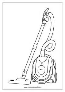 vacuum coloring pictures pin pinsdaddy