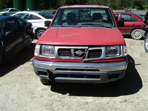 1998 nissan frontier parts 1998 nissan frontier brakes power brake booster 4 cyl part
