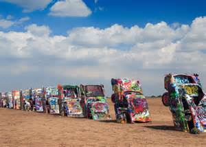 Cadillac Farm Amarillo Tx Cadillac Ranch 32 Surreal Travel Spots You Won T Believe