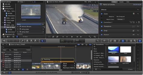 final cut pro editing the top 10 best video editing and production software