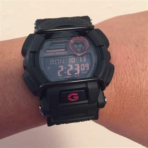 Casio G Shock Gd 400 1dr Black rel 243 gio casio g shock gd 400 preto black novo original