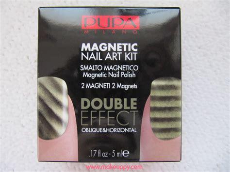nail art kit tutorial pupa magnetic nail art kit makeuppy beauty blog