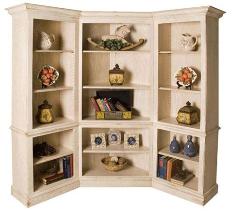 how to build a corner bookcase 10 steps to perfection