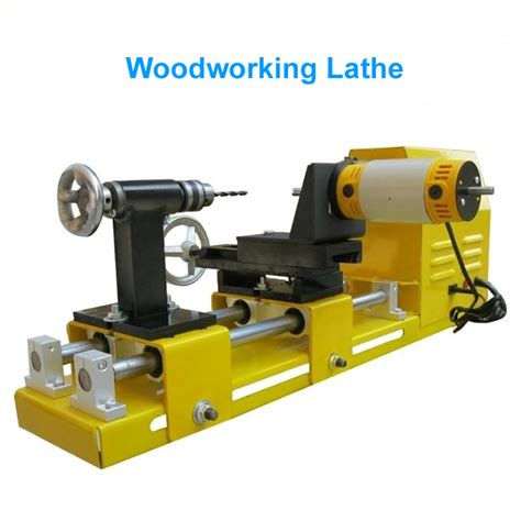 small woodworking lathe woodworking milling machine creative purple woodworking
