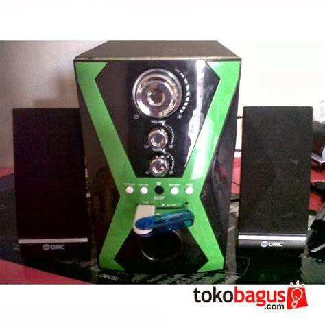 Speaker Gmc Lengkap kedai wahyu bassoke speaker gmc 888f