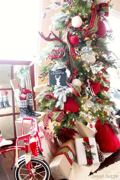 save time and store your decorated christmas tree