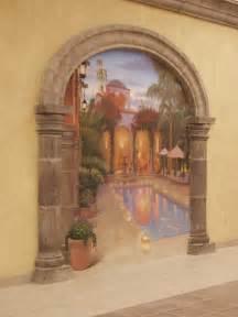 trompe l oeil wall murals trompe l oeil murals good ideas pinterest
