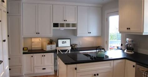 Dove White Kitchen Cabinets Bm Moonlight White Painted Cabinets For My Nest Pinterest Other The O Jays And White Kitchens
