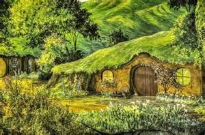 real hobbit house real life hobbit house bag end and the shire pinterest hobbit house and life