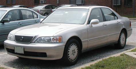 electric and cars manual 1996 acura rl security system 1996 acura rl 3 5 sedan v6 auto