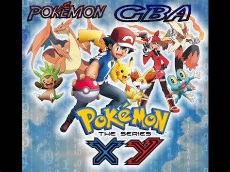 pokemon x y download file zip