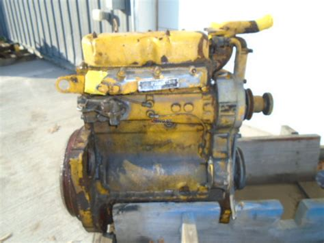 engine perkins    oem engine complete mechanics special cranking core