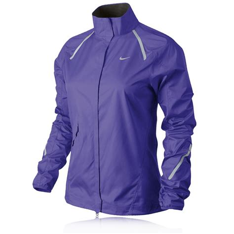 Jaket Running Nike Waterproof Ungu 1 nike fly waterproof running jacket sportsshoes