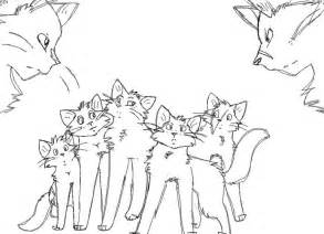 warrior cats coloring pages 21 best images about warrior cat coloring pages on