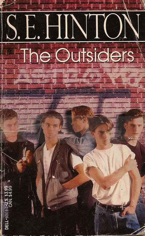 the outsiders by se hinton book of a lifetime a powerful quot the outsiders quot by s e hinton stay gold ponyboy ze