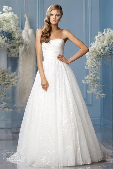 wtoo wedding dresses spring 2013 wedding inspirasi page 2