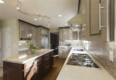 Contemporary Track Lighting Living Room Contemporary With Kitchen Rail Lighting