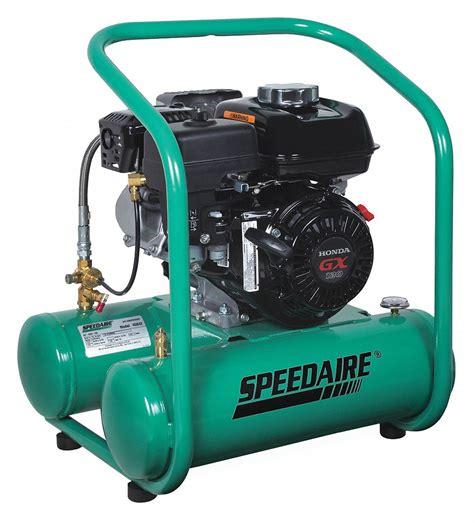 speedaire 5 gal 4 0 hp carry portable gas air compressor 4gb42 4gb42 grainger