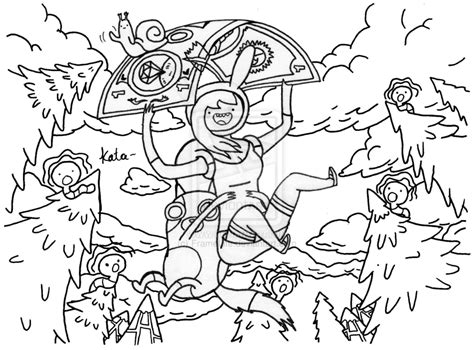 adventure time coloring pages fionna and cake adventure time with fionna and the cake lineart by