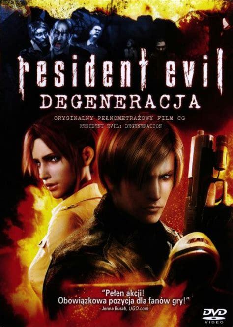 film animasi resident evil resident evil degeneracja 2008 filmweb