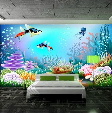 wall mural pricing promotion factory price free shipping diy fresco mural
