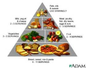 Food pyramid how the usda conspired with food manufacturers to boost