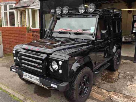 land rover modified land rover defender 90 xs 2013 63 plate nari modifications