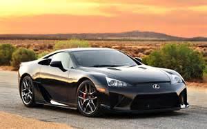 Expensive Lexus Cars Expensive Cars Lexus Lfa Supercar Photos