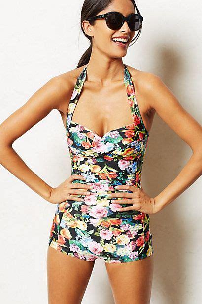 Seafolly Summer Garden Boyleg - best 25 retro swimsuits ideas on pinterest retro