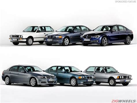 Bmw 3er Historie by The Bmw 3 Series A History Of The Sports Sedan Motoviews