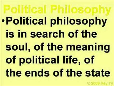 Mba Vs Political Science by Political Philosophy Vs Political Science Ty