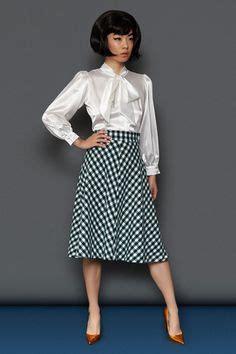 Starlet Blouse the bow blouse tara starlet retro