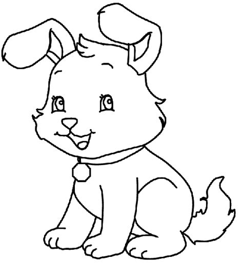 Dibujos De Perros Para Colorear Portal De Manualidades Biscuit The Coloring Pages
