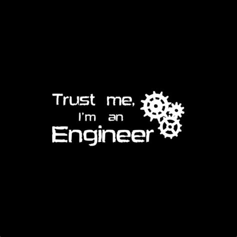 Tshirtt Shirtkaos Trust Me Im An Engineer Black t shirt trust me i m an engineer black
