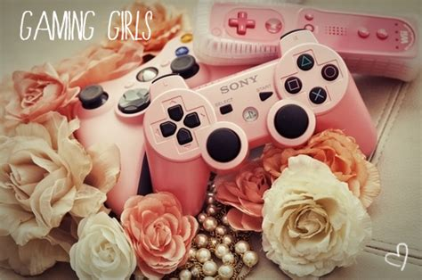 girly wallpaper for ps3 what it s really like to be a girl gamer online from my
