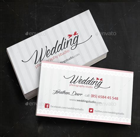 wedding business cards templates free 22 wedding business card templates free premium