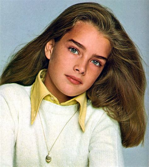 brooke shields ndoro ganjen fesyen brooke shields beautiful super model 1